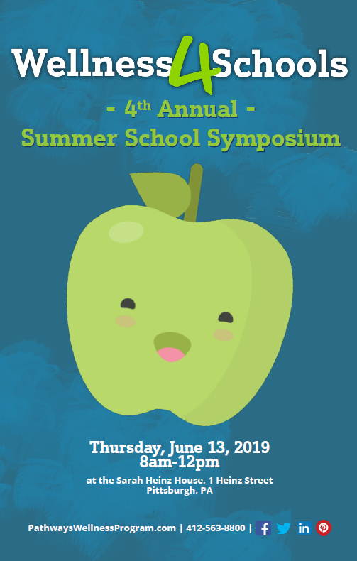 2019 Wellness 4 School Summer Symposium Program