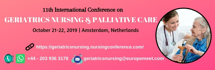 11th International Conference on Geriatrics Nursing and Palliative Care